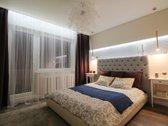 Parduodamas puikiai įrengtas 3-jų kambarių