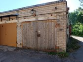 Garažas 16 m²