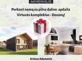A+ Energetinės Klasės Namų Kvartalas, Vos