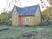 Parduodamas sodo namas Amaliuose 1 a. medinis