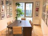 Išnuomojamos moderniai įrengtas kabinetas su