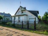 Parduodamas įrengtas 170 kv.m. namas su