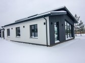 Naujas 1 aukšto A+ energ. klasės namų