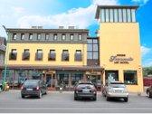 Parduodamos viešbutis Palangoje – 1659 m2 ploto Kompleksą sudaro DU atskirti statiniai – su DVIEM nuosavybės teise valdomais žemė...