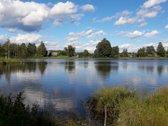 Sklypas prie ezero Vilniaus raj.