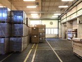 Parduodamos gamybinės-sandėliavimo patalpos
