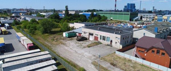 Parduodamas gamybinis -sandėliavimo pastatas