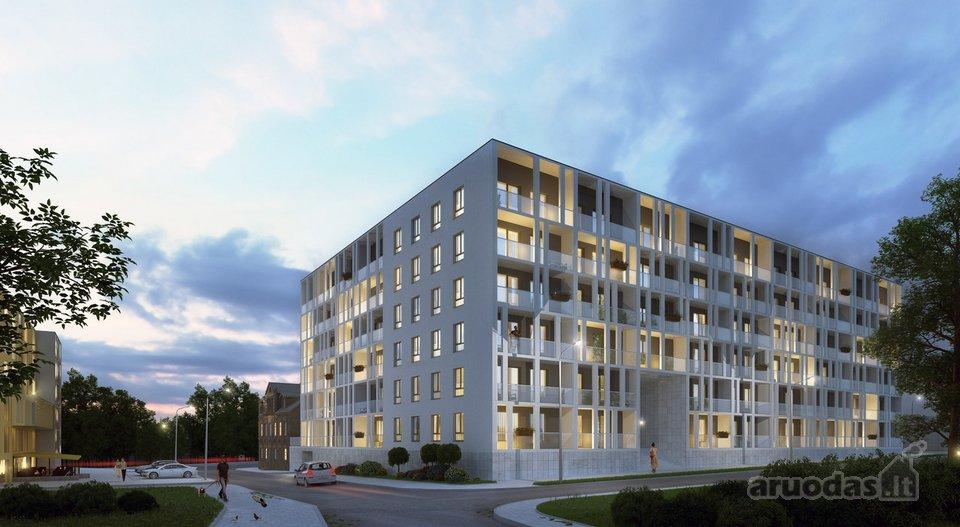 KROKUVOS 73– nauji butai Vilniaus centre