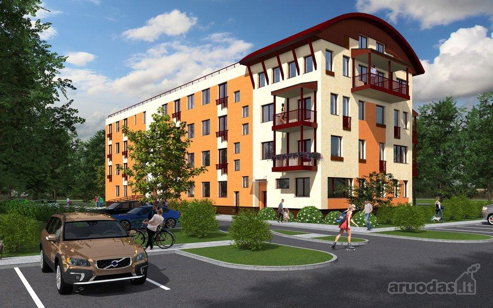 Nauji butai Klaipėdoje už patrauklią kainą!
