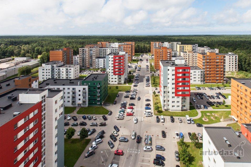 """""""Dragūnų kvartalas"""" – nauji butai Klaipėdoje"""