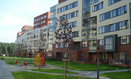 """NNauji butai Vilniuje, kvartale """"PAVASARIS"""""""